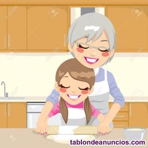 La abuela de Lucía