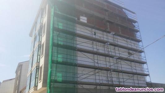 Colocadores para fachadas sate