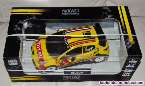 Nikko Radio Control Peugeot 207 IRC Kronos by Nikko