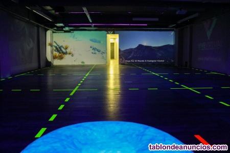 Traspaso Negocio Realidad Virtual - Vive Virtual