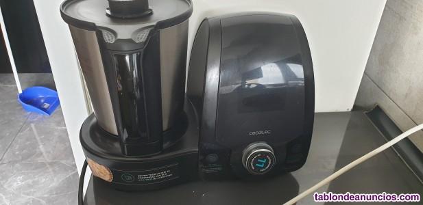 Robot de cocina mambo cecotec