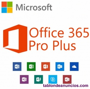 Microsoft Office 365 Pro Plus 2019