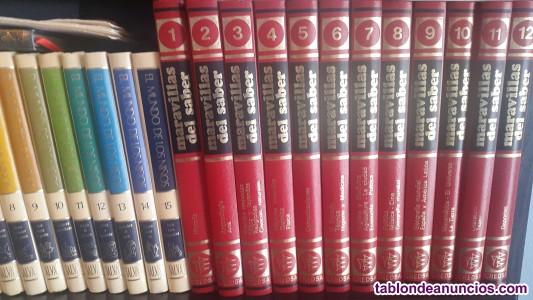 Colecciones de libros
