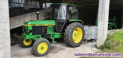 Tractor John Deere 2850 - Ref 1131