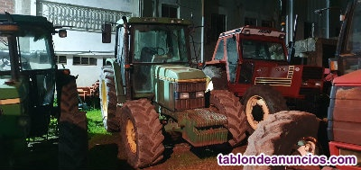 Tractor John Deere 6200 - Ref 1133