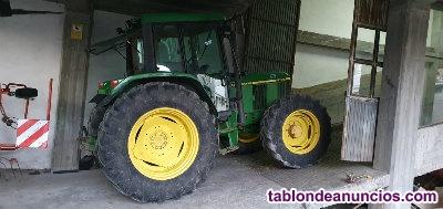 Tractor John Deere 6210 - Ref 1134
