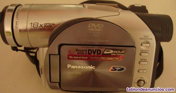 Camara dvd Panasonic