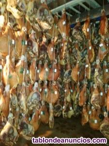 Jubilación venta secaderos jamones embutidos