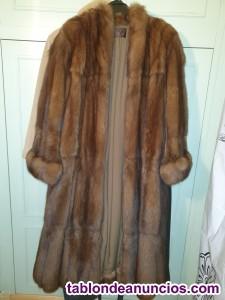 Abrigo autentico de marta cibelina