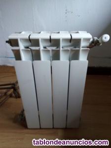 Radiadores para calefacción de agua