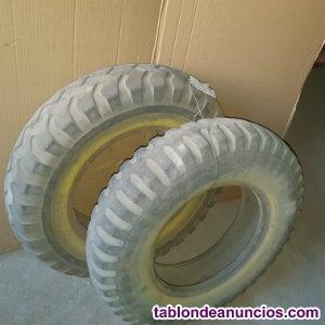 Ruedas / Neumaticos de tractor - Ref r00087