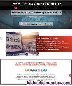 Diseño páginas web y expertos en linux