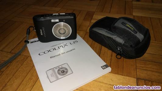 Cámara Nikon CoolPix L15