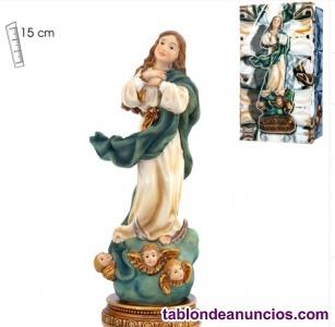 Virgen de la inmaculada.