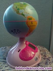Bola del mundo para niños