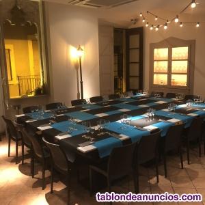 Se traspasa restaurante en vilafranca del penedes.