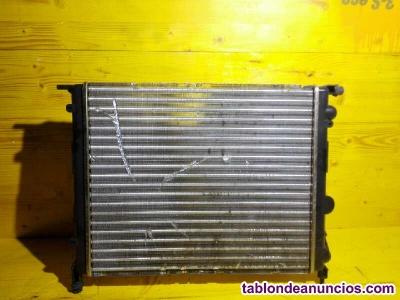 Radiador agua renault 19 (b/c/l53) ts