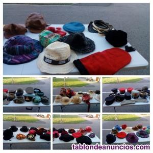 Coleccion de sombreros