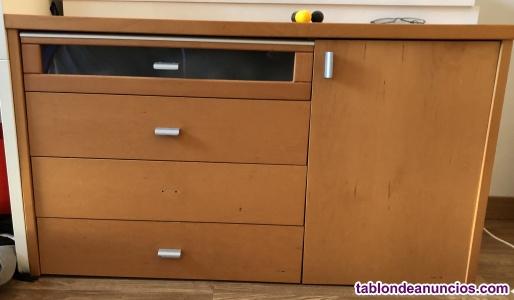 Vendo mueble bajo en perfecto estado
