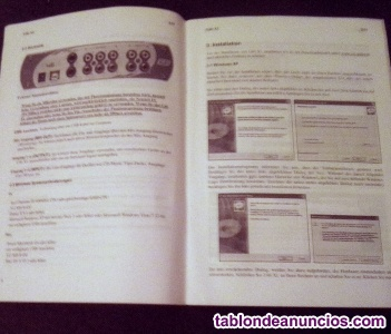 Tarjeta de sonido U46 XL