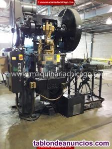 Troqueladora bliss 45 ton en venta