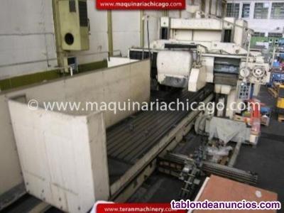 RECTIFICADORA NAXOS 1.3 M x 5.20 M EN VENTA
