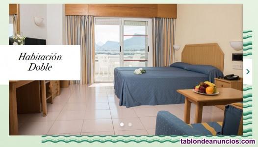Semana vacaciones en Calpe HOTEL ESMERALDA