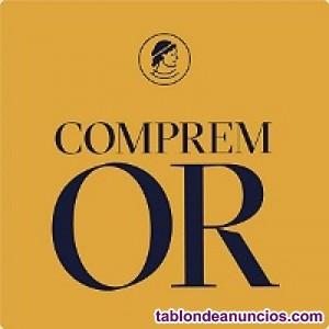 Comprem or calella