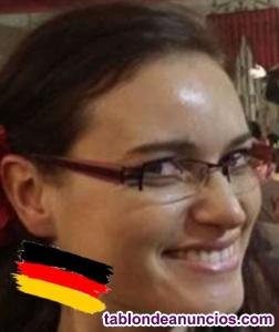 Doy clases de Alemán todos los niveles