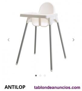 Trona para bebe hasta 15 kg, Ikea