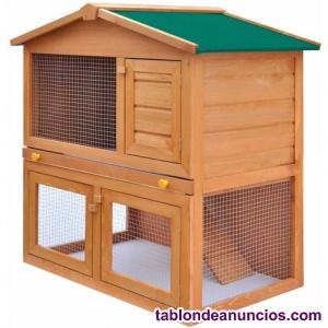 Casa de conejos