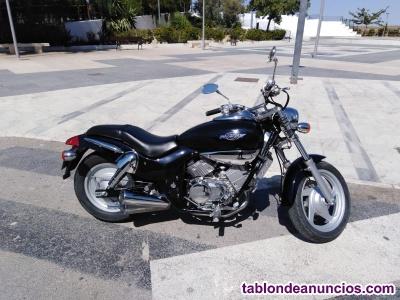 Vendo moto Kymco R2 Venox 250