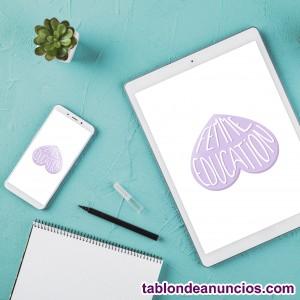 Diseño web, diseño gráfico e ilustración