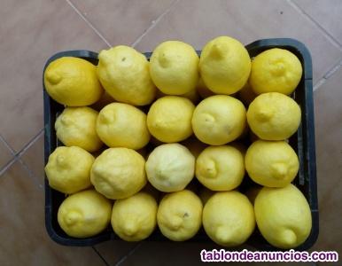 Venta de patatas y limones