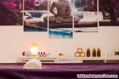 Se traspasa centro de masajes y estética en funcionamiento