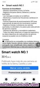 Smart wacht
