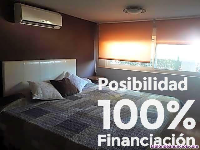 Posibilidad de financiación hasta el 100% no dude