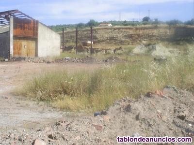 VENDO PARCELA 4300 m²