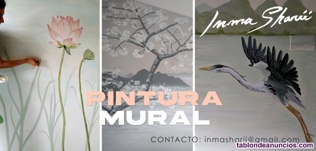 Inma pintura mural