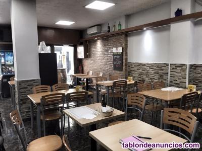 Traspaso Bar Restaurante Lic C3 La Sagrega