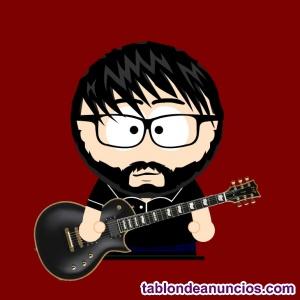 Clases de guitarra online y a domicilio