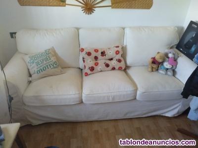 Vendo sofá prácticamente nuevo