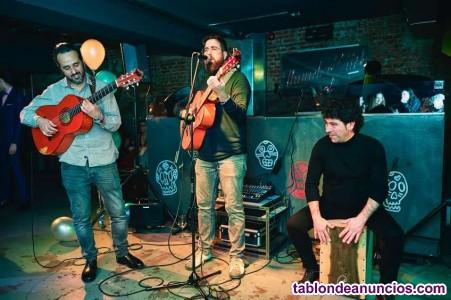 Grupo de Rumbas/Flamenco Madrid para Todo tipo de eventos