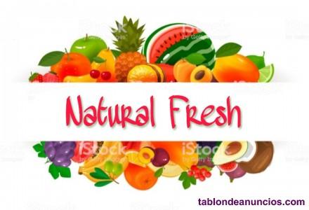 Tú fruta y verdura fresca a domicilio