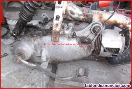 Motor de Lambretta LI 150