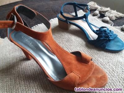 Venta de zapatos y ropa, en buenisimas condiciones, marcas buenas