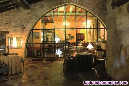 Traspaso de hotel con encanto en la Comarca del Matarraña