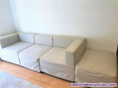 Sofa chaise long 1 año y medio de vida