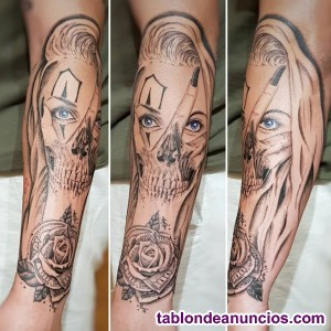 Tatuador en granada