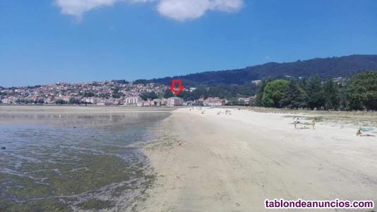 Piso primera línea de playa